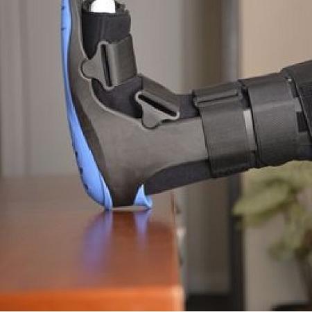 gen 2 tall air fracture cam boot ovation medical