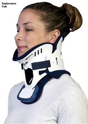 Replacement Pads Miami J Cervical Neck Collar