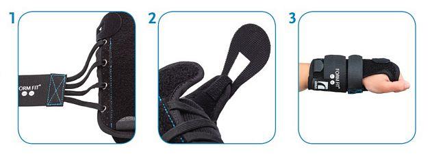 Ossur Form Fit Universal Wrist | Ossur Wrist Brace