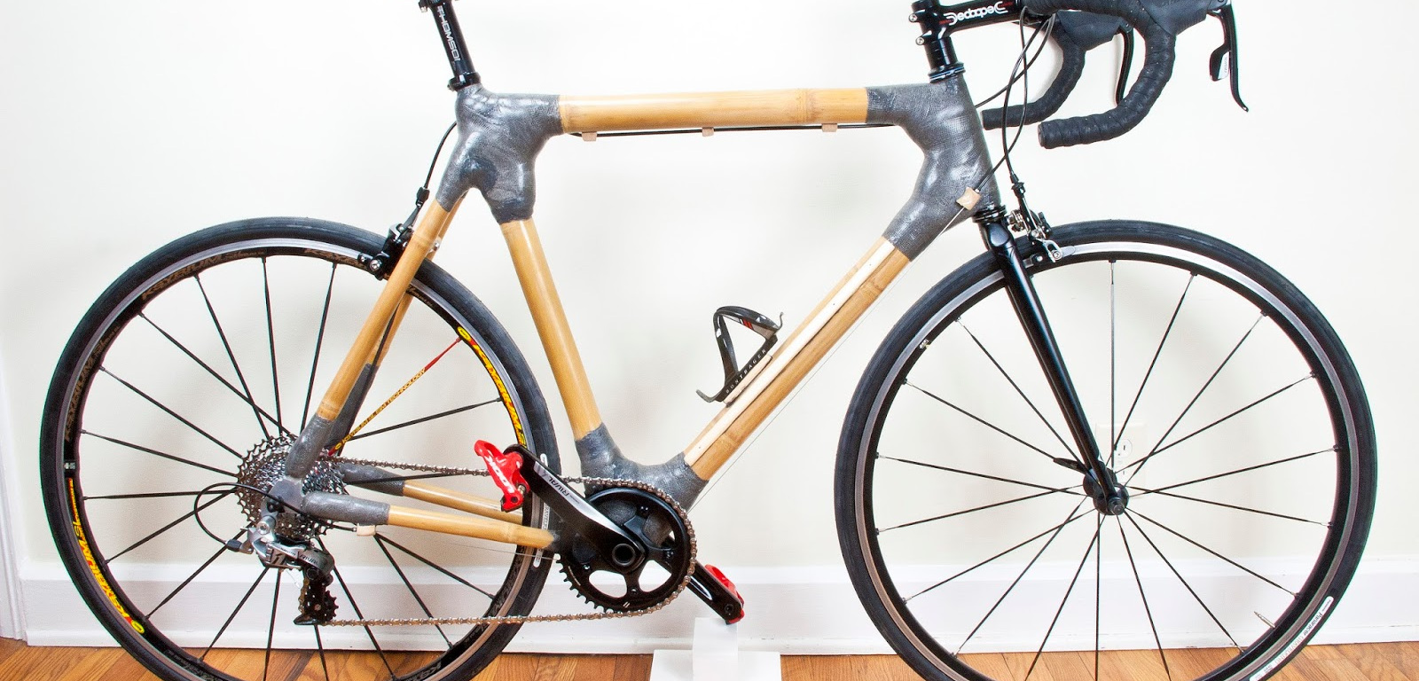 Bamboo Bikes and a Better Community