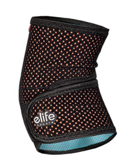 eLife Cool-Fit Elbow Compression Support Brace