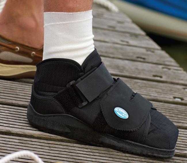 Purpose Of Post Surgery Walking Shoes