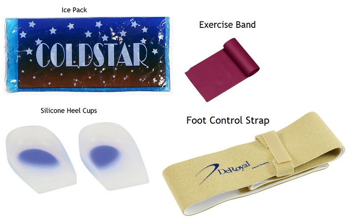 DeRoyal Night Splint care kit