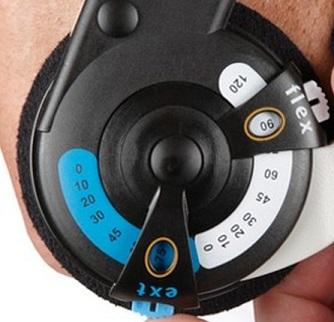 Ossur Innovator X flexion dial