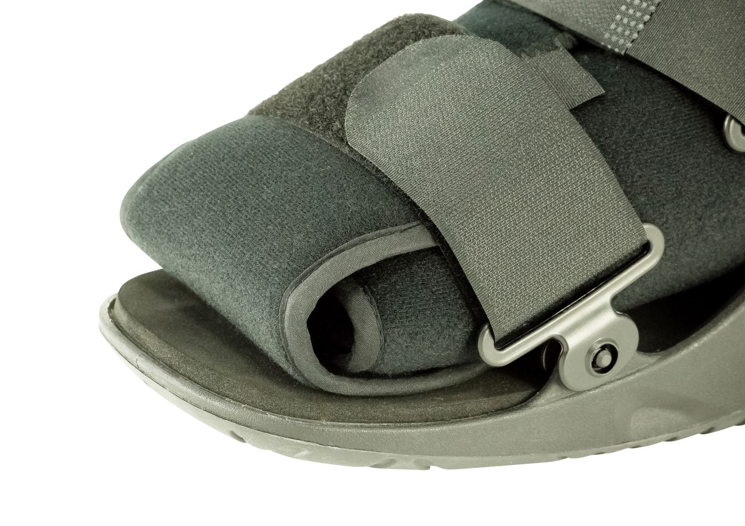 walking boot for stress fracture