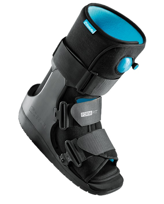 short medical fracture cam boot