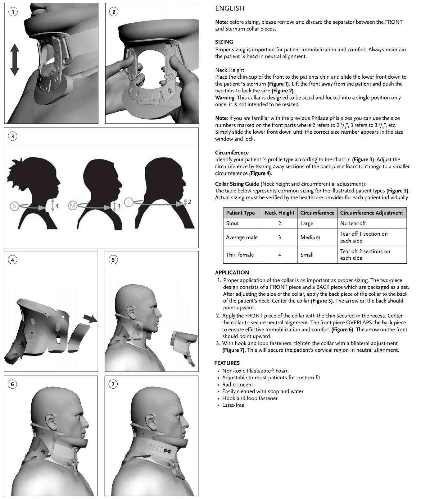Philadelphia Instructions