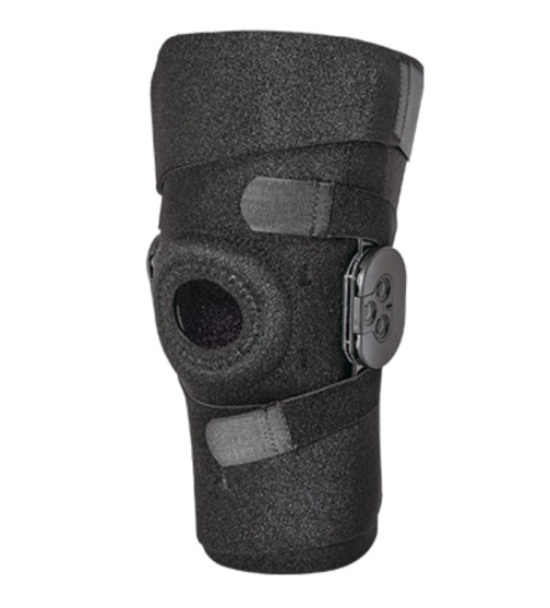 eLife Uni Fit Hinged Knee Support