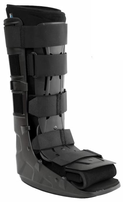 Air Trio Shell Tall Ankle Fracture Boot CAM Walker - Bird & Cronin