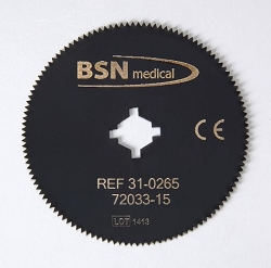 BSN Medical Teflon Cast Saw Cutter Blade