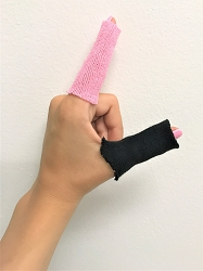 1 INCH Medical Tubular Cast Stockinette by OrthoTape  (sold per foot)