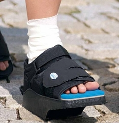 OrthoWedge Post Op Surgical Shoe - DARCO