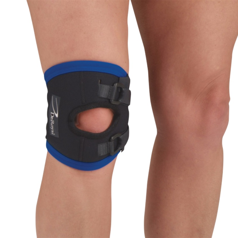 Concise Knee Patella Stabilizer - DeRoyal