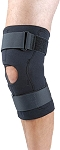 Ovation Medical Neoprene Hinged Knee Support Anterior Closure