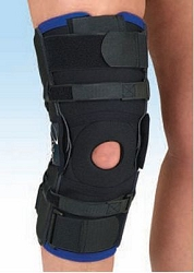 Hypercontrol Hinged Knee Brace - DeRoyal