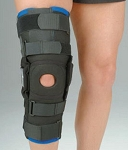 DeRoyal Warrior Knee Brace