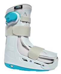 eLife D1 Short Cam Walker Medical Fracture Boot - Broken Ankle or Foot