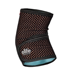 eLife Cool-Fit Adjustable Comfort Cool Breathable Elbow Support Brace | Wrap