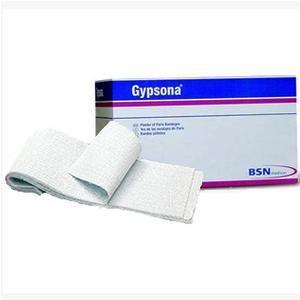 Gypsona S Plaster of Paris Splints 3 In x 15 Inch - 50 Rolls