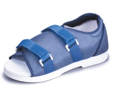 Mesh Top Post-Op Surgery Recovery Shoe - Ossur
