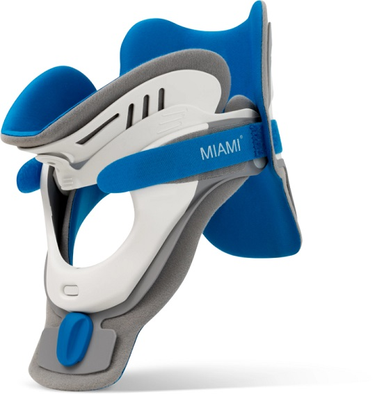 Miami J Select Cervical Neck Collar - Ossur