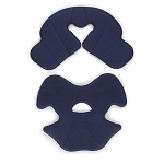 Miami J Replacement Pads for a Cervical Neck Collar Brace