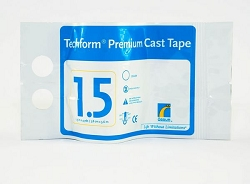 TECHFORM Fiberglass Casting Tape 1.5 INCH (1 ROLL)