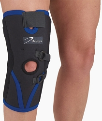 Full Length Patella Knee Stabilizer - DeRoyal