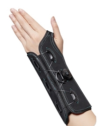 eLife Q-Fit BOA Performance Wrist Brace Splint -  w/ BOA Reel Adjust Fit closure