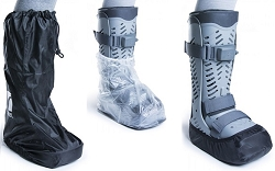 Medical Fracture Boot Covers and Storage Bags - Ossur