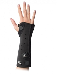 Exos Short Arm Fracture Cast Brace Splint with Open Thumb