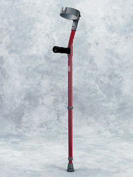 Walk Easy Adult Forearm Crutches Color Crutches