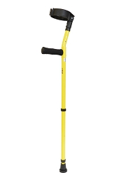 Walk Easy 490 Adult forearm Crutches Adjustable 4
