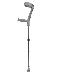 Walk Easy Adult Folding Forearm Crutches Full Cuff Model 479 (pair)