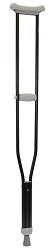 Walk Easy Tall Adult Underarm Crutches Model 631 (Pair)