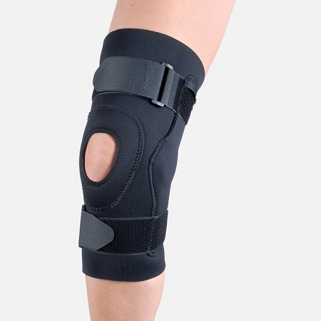 Ovation Medical Neoprene Hinged Knee