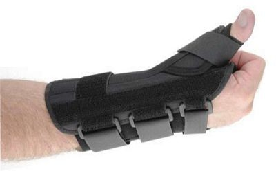 Form Fit Thumb Spica Splint Brace - Ossur