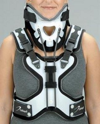 DeRoyal CTO Cervical Thoracic Orthosis Brace